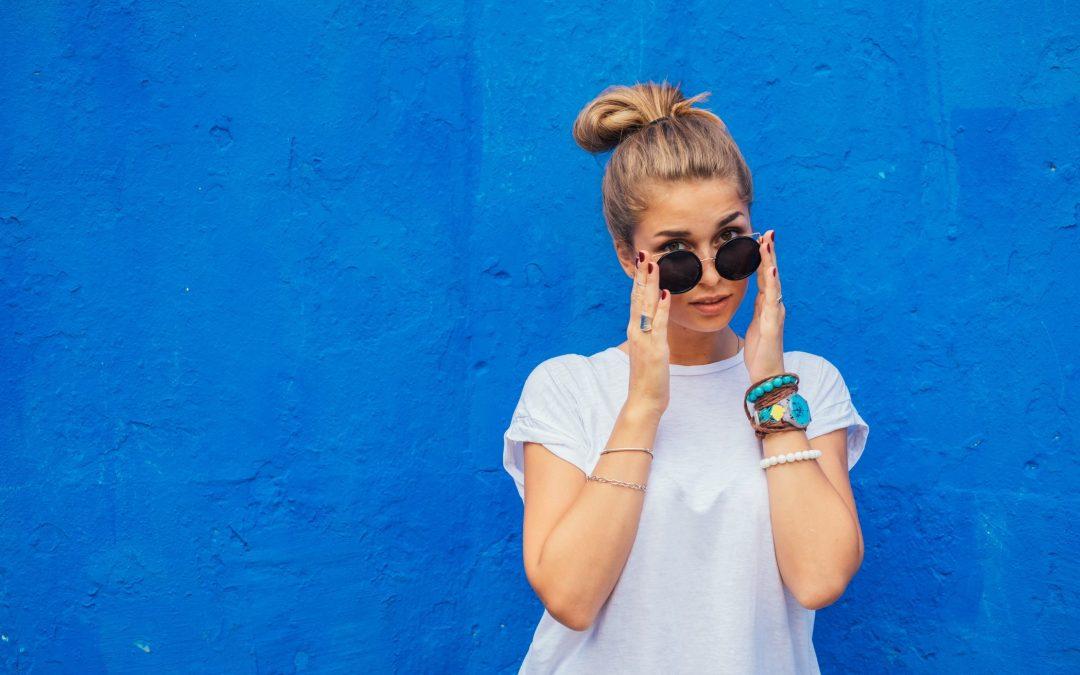 Des lunettes de soleil originales pour cet été !