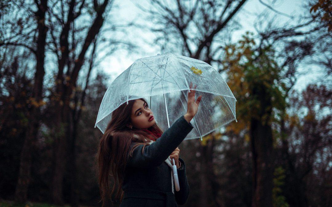 Comment s'habiller par temps de pluie